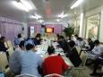 市二医院召开中心组(扩大)学习会 专题学习党的十九大报告