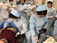 我院开展急诊出/接诊及机动库护士应急演练