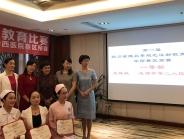 我院荣获四川省首届胰岛素规范注射技术大赛华西赛区第一名