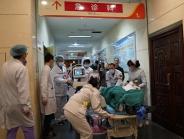 我院开展群体伤应急救援演练