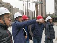 我院对龙潭医院建设项目再督导