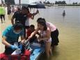 男孩溺水,成都市第二人民医院休假护士半小时生命营救