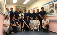 促交流、建院际合作 ---深圳市康复质量控制中心专家团参访我院
