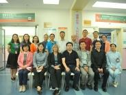 丹麦VIA大学健康学院中国项目主任来我院交流访问