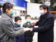 亚洲通,亚洲通网址开展走访慰问援湖北医疗队队员家属活动