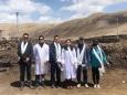 市二医院驻甘孜医疗队全面开展包虫病筛查工作