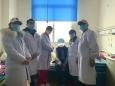 炉霍县人民医院首例应用呼吸机抢救成功患者康复出院