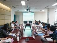 我院与中国医学科学院放射医学研究所合作起航 放疗康复项目落地落实