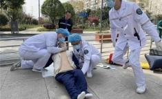 市卫健委组织专家到市二医院龙潭院区进行120入网前评审