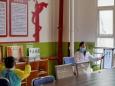 党史教育践初心,为民服务办实事(四十三)丨市二院驻炉霍医疗队协助开展炉霍县学生视力筛查工作
